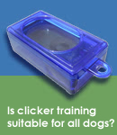 Picture of Clicker for Dog Training
